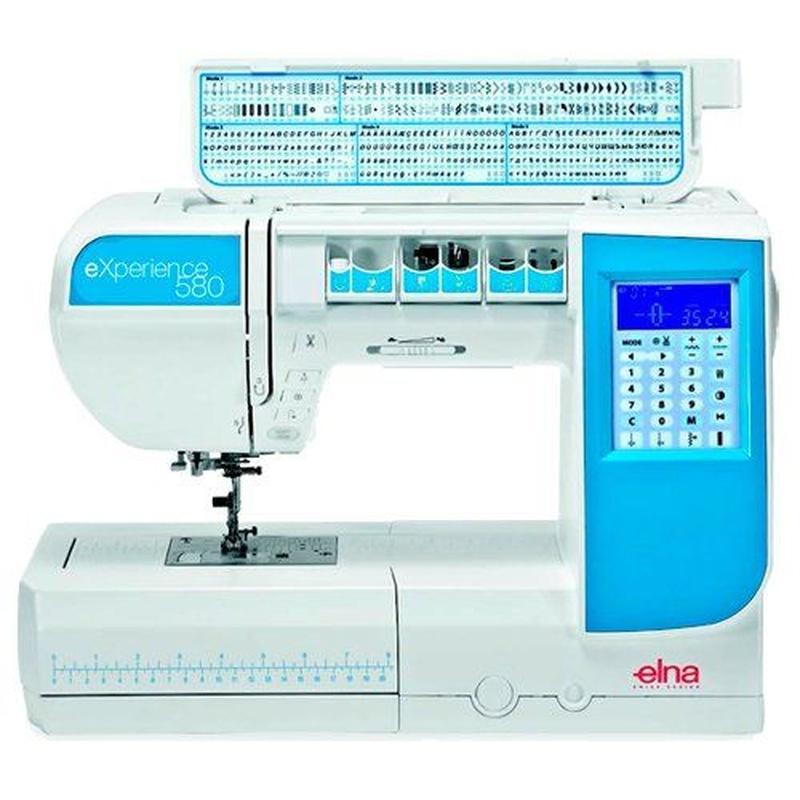 Máquina de coser Elna 580: Productos de J. Pujol