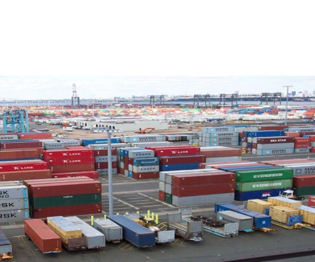 Ventajas del uso de contenedores para el transporte