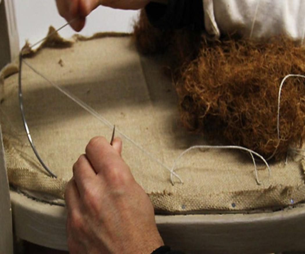 La tapicería y sus orígenes