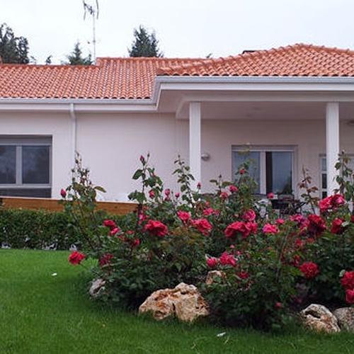 Residencia de mayores en Ribatejada