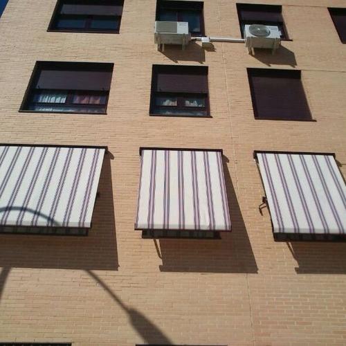 Instalación de toldos en Las Tablas Madrid