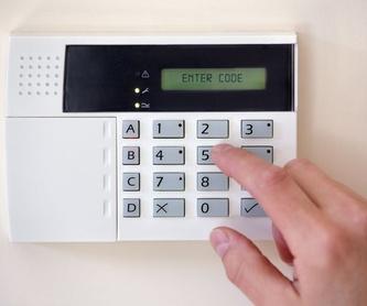CCTV (circuito cerrado de televisión): CATÁLOGO de FICHET LEÓN