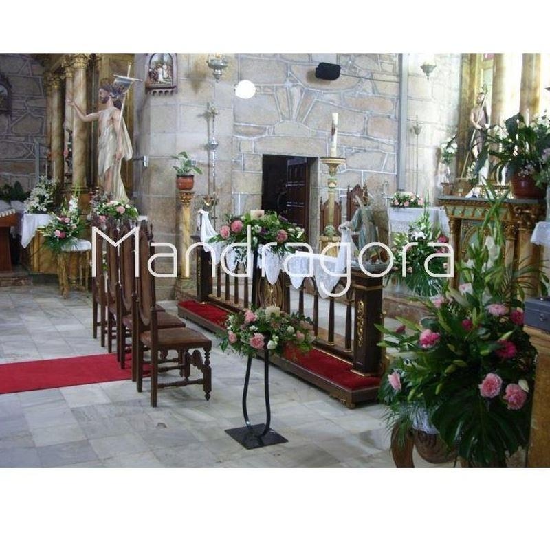 Fotos bodas: Productos de Mandrágora Floristería