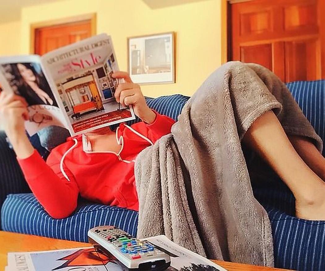 Sin sofá no hay paraíso