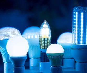 Productos: Productos de Electricidad Pablo Sánchez