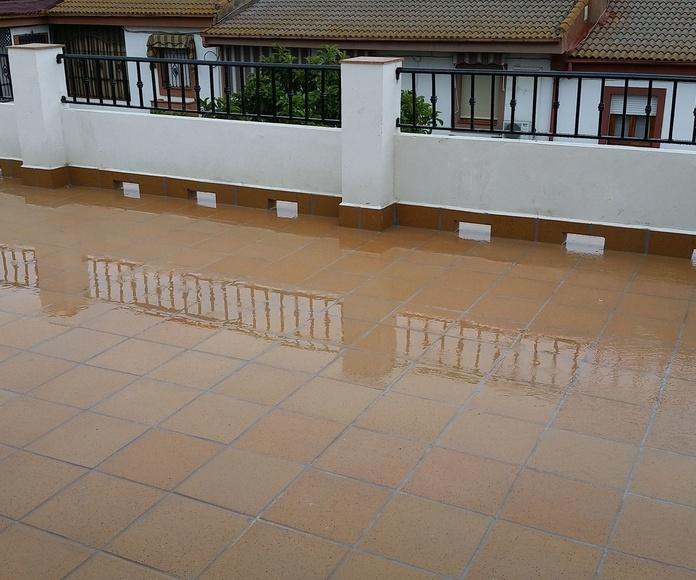 Impermeabilizacion de terraza