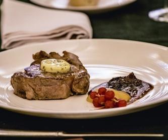 Hamburguesas 100% Angus: Carta de Restaurante Di Marco