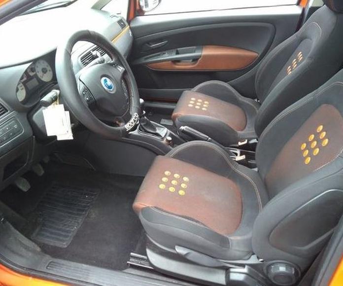 FIAT GRANDE PUNTO 1.9 JTD 130CV SPORT CON TECHO PANORAMICO: Compra venta de coches de CODIGOCAR