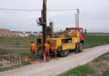 Estudios Geotécnicos Obra Civil