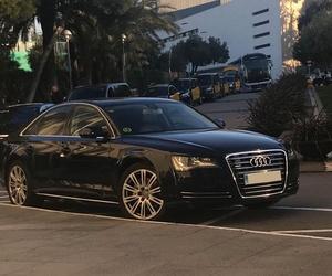 Alquiler de coches de lujo con conductor y servicio personalizado