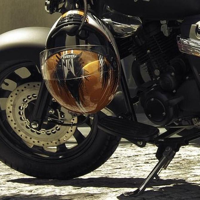 Conoce en detalle los diferentes tipos de cascos de moto