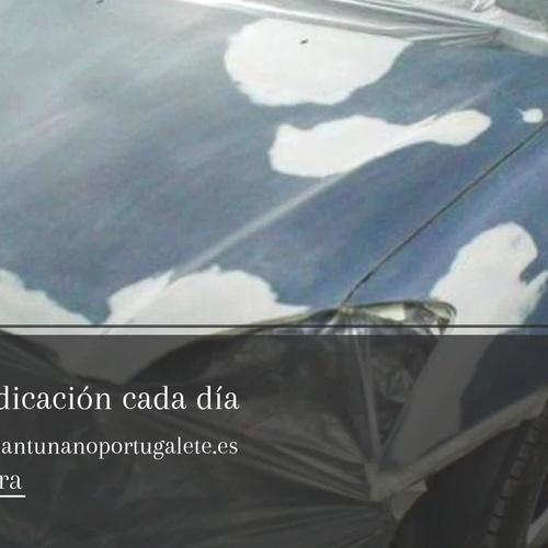 Taller de carrocería en Portugalete