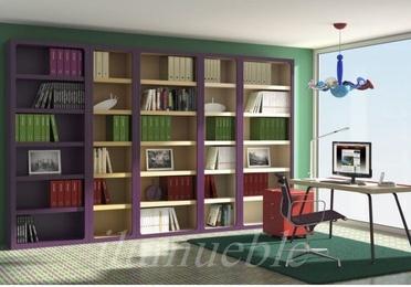 Despachos y librerías