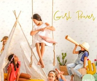 GIRL POWER CASELIO