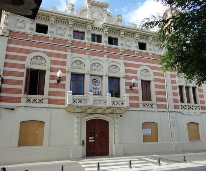 Ay. Sant Pere de Ribes. Barcelona