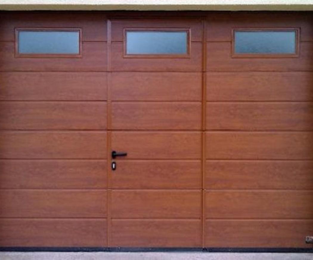¿Por qué son tan demandadas las puertas seccionales en la actualidad?