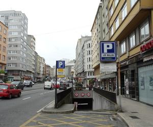 Oferta precios aparcamiento Los Mallos