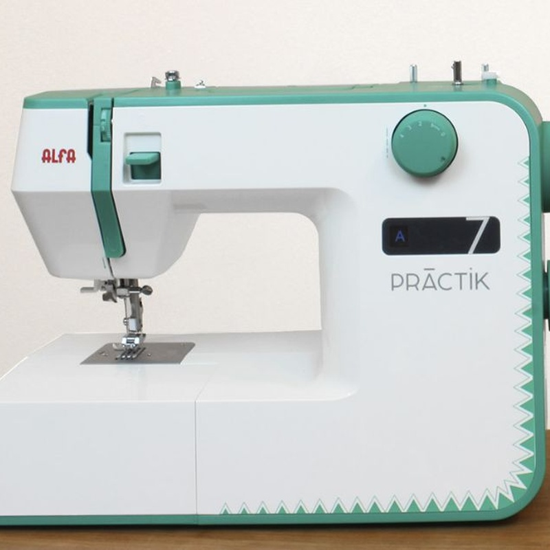 Alfa Practik 7: Productos de Maquinas de Coser - Servicio técnico y repuestos