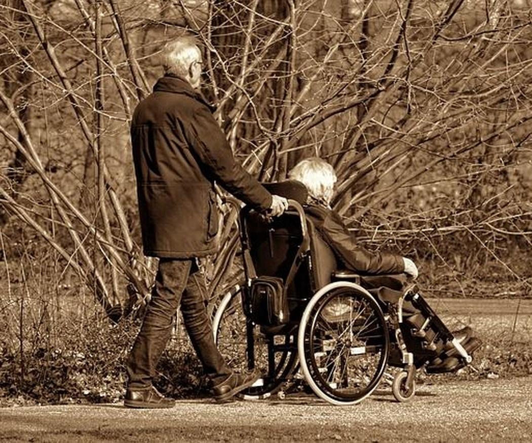 Mejores ejercicios en sillas de ruedas