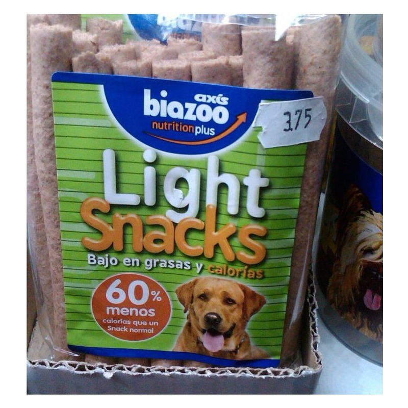 Snacks: Productos de Centro Veterinario Mazarredo