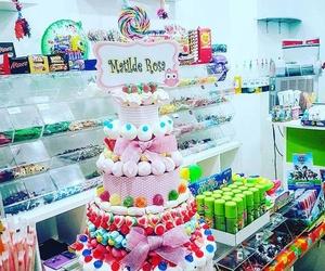 Tienda de tartas de chuches en Lanzarote