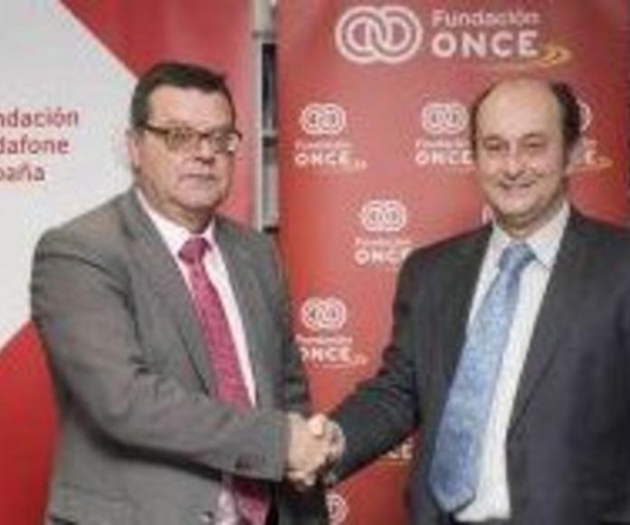 Fundación Vodafone y Fundación ONCE crean un fondo para el impulso de la accesibilidad audiovisual