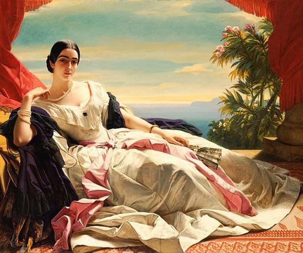 La pintura neoclásica