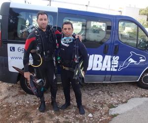 Curso de Buceo Try Scuba Diving (Bautizo de buceo) en Scuba Plus Menorca