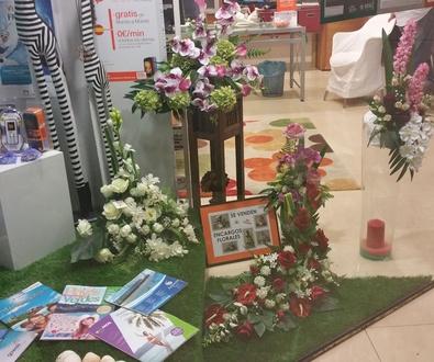 Flor Artificial Ches Pa realiza encargos florales