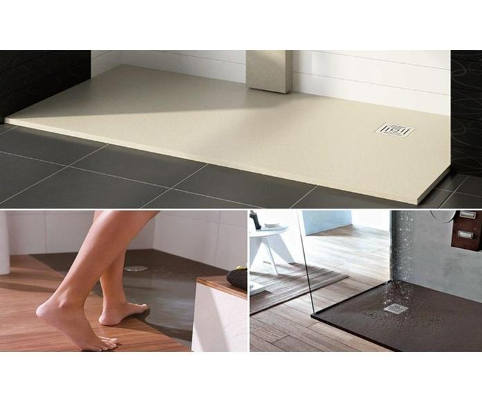 Cambio de bañera por plato de ducha: Cocinas y baños de Cocinas y Baños Snello