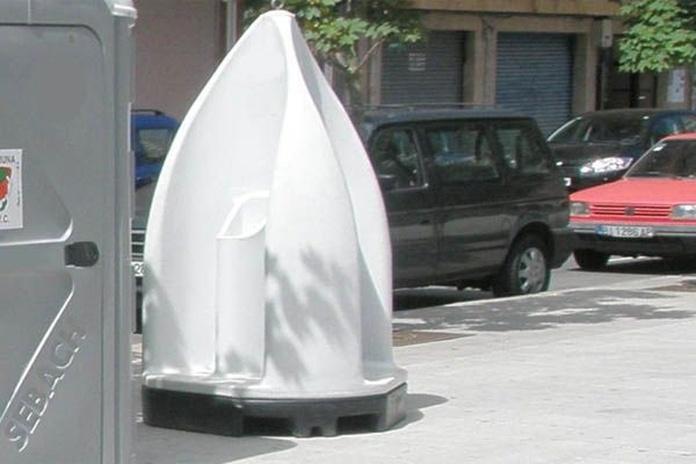 Aseo portátil Pirulo: Productos de Indarlan Obras y Eventos S.L.L.