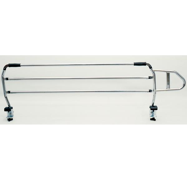 Barandillas de acero abatibles 3 barras