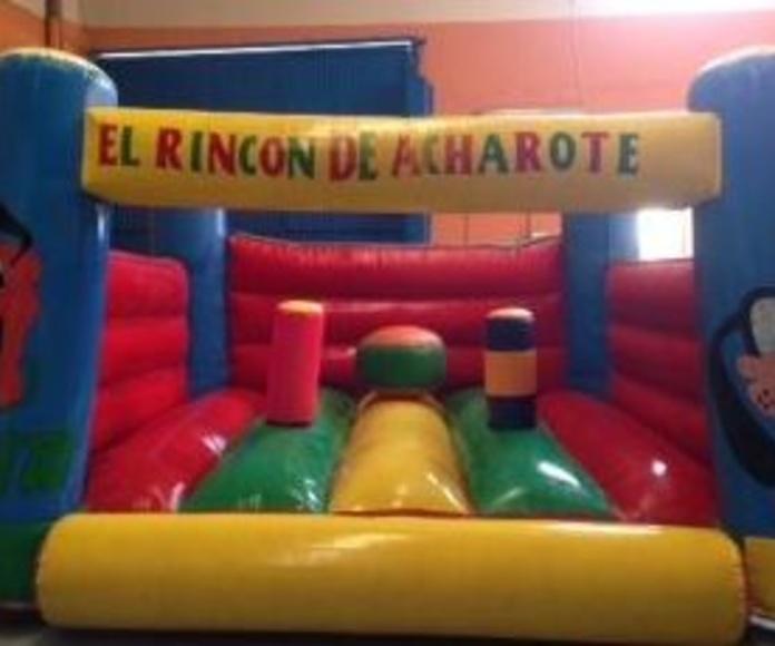 Castillo hinchable: Catálogo de Jedal Alquileres