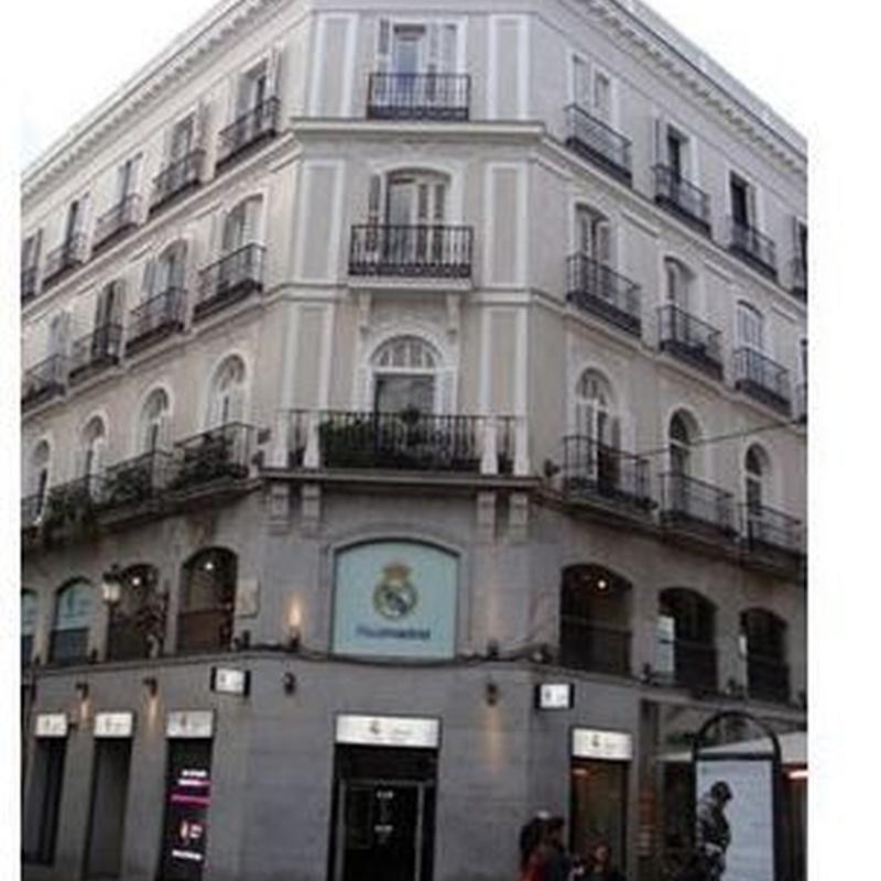 Rehabilitación vivienda C/ Tetuán - Madrid