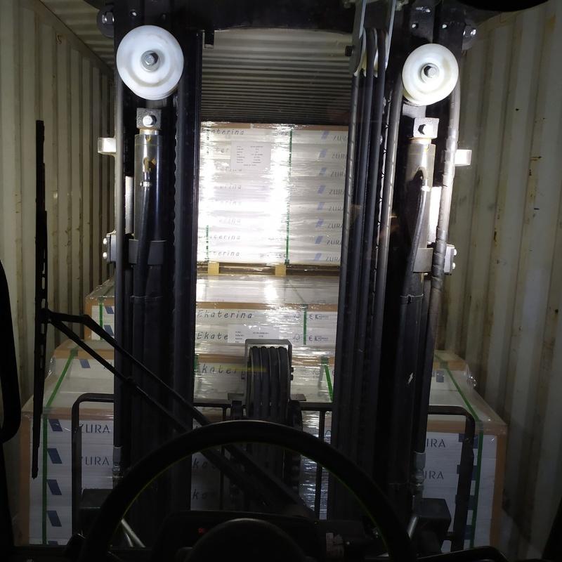 Almacenaje y logística: Servicios de Transportes Rodríguez