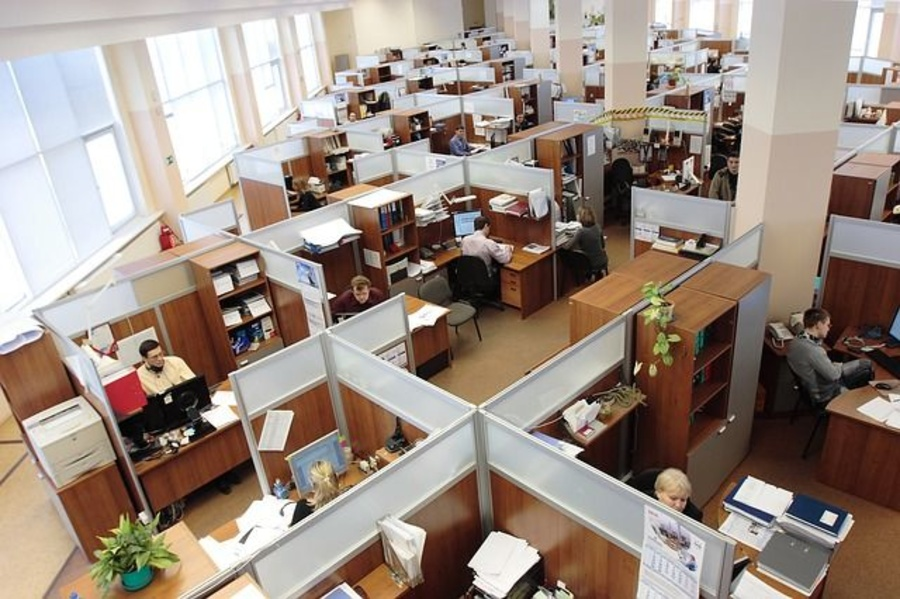 Motivos para hacer una mudanza de oficina