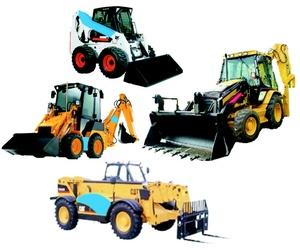 Maquinaria excavación (minicargadoras, miniexcavadoras, retroexcavadoras..)