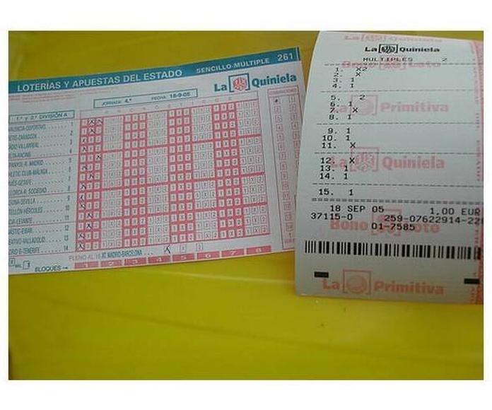 Apuestas: Servicios de Loterías Sort Aventura