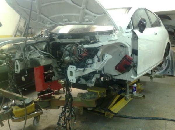 Mecánica de impacto: Servicios de Talleres Acevedo