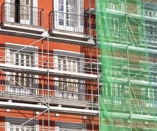 Rehabilitación de fachadas Alicante
