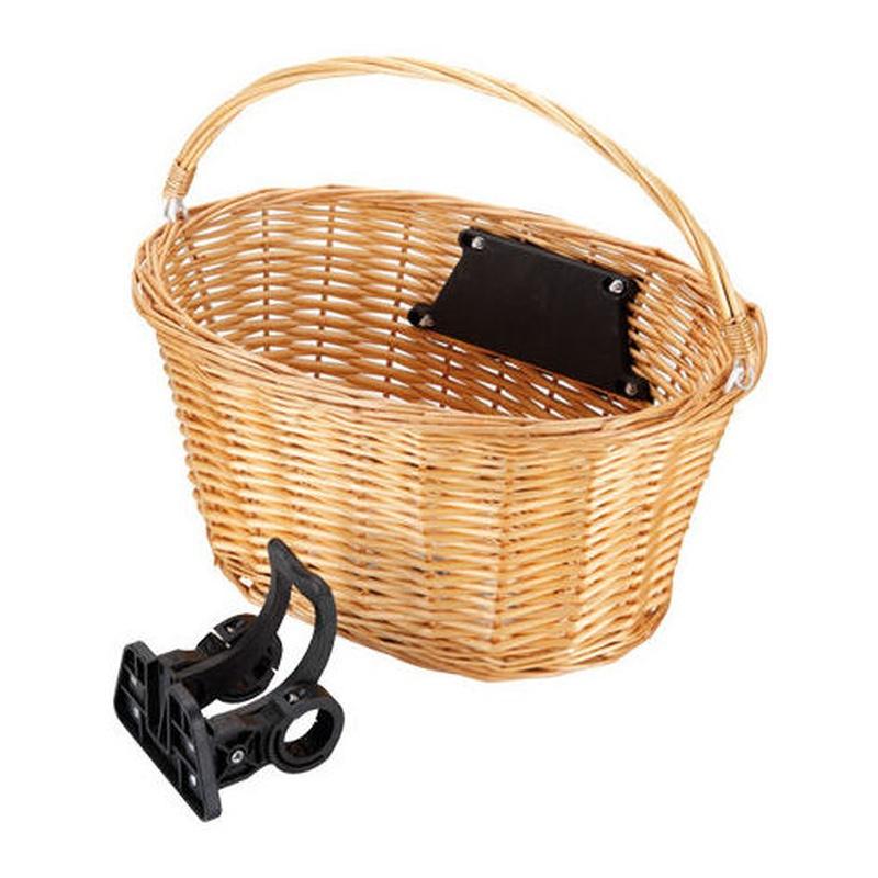 CESTA DELANTERA MIMBRE: Productos y servicios de Bici + Fácil