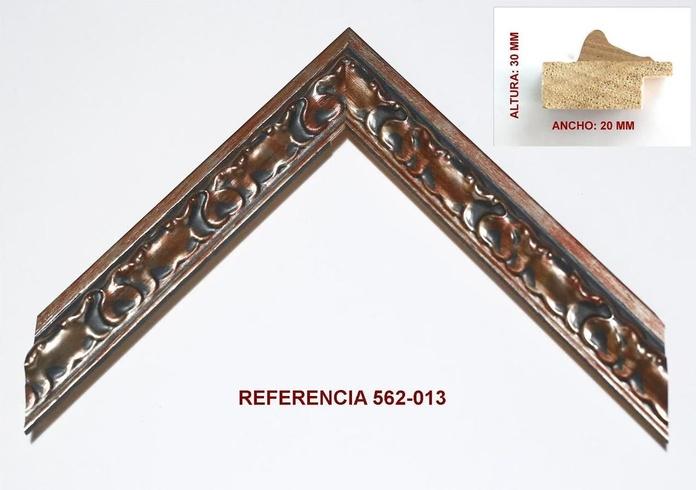 REF 562-013: Muestrario de Moldusevilla