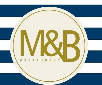 Ensaladas y platos fríos: Nuestros Platos de Restaurant & Lounge M&B