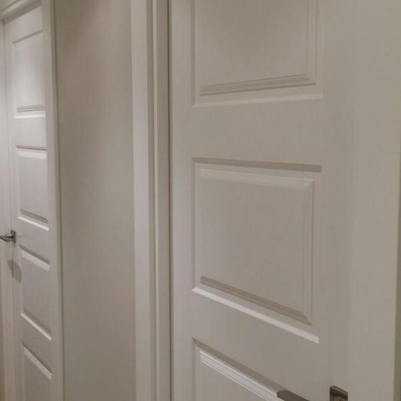 puertas lacadas plafonada