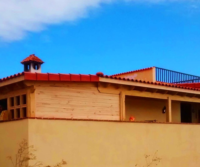 Cerramientos y ampliaciones de vivienda: Productos y servicios de Cortelima