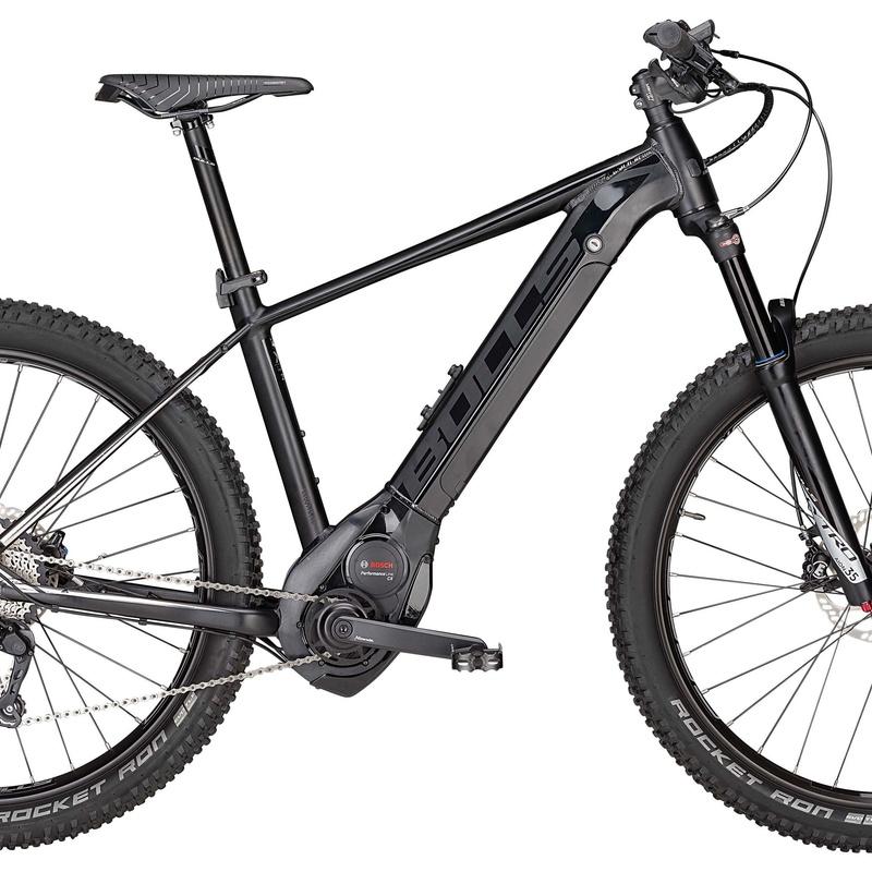 SIX50 EVO 3 27,5+:  de E-Bike Guadarrama