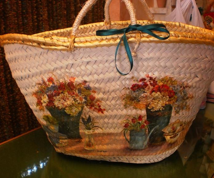 especial cestas: Productos y servicios de Floristeria rosella