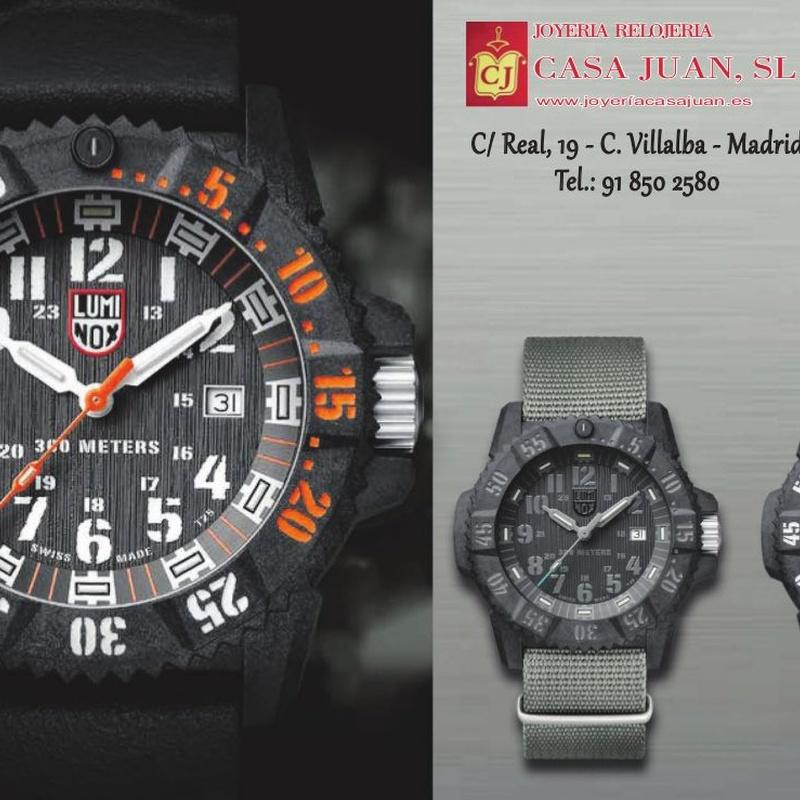 Relojes Luminox: Productos de Casa Juan