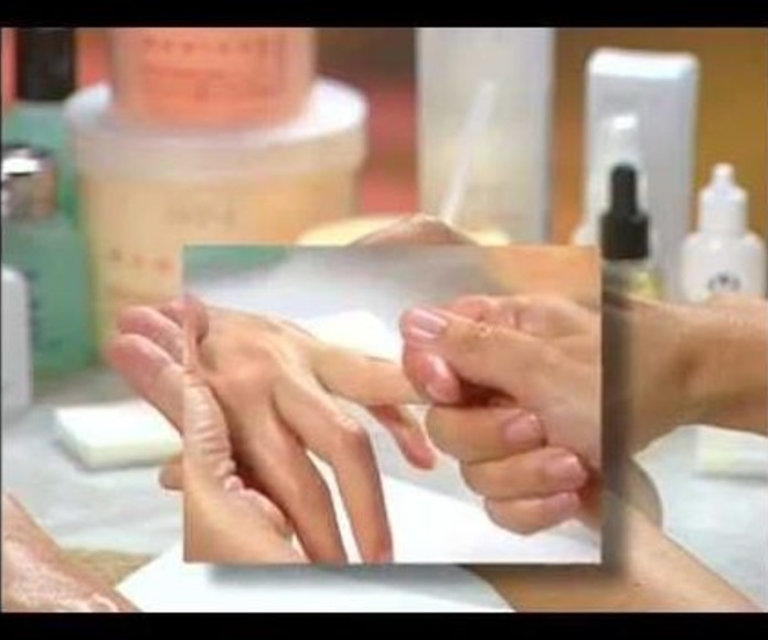 Manicura y pedicura SPA OPI