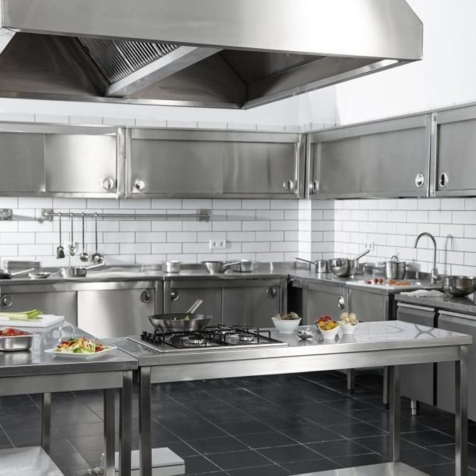 Importancia de la limpieza en cocinas industriales